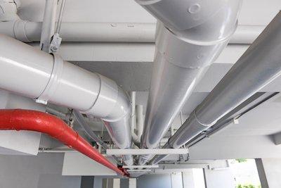 Трубопроводы бесшумной внутренней канализации