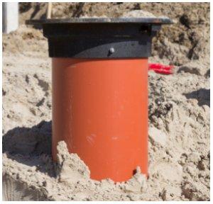 Наружные безнапорные канализационные системы Wavin