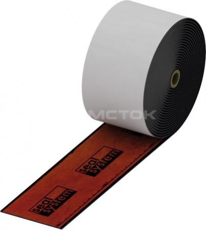 Гидроизоляционная лента Seal System, рулон 3,9м