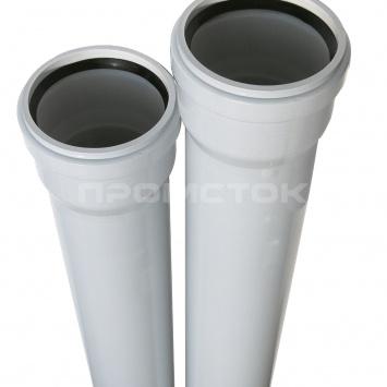 Труба для внутренней бесшумной канализации